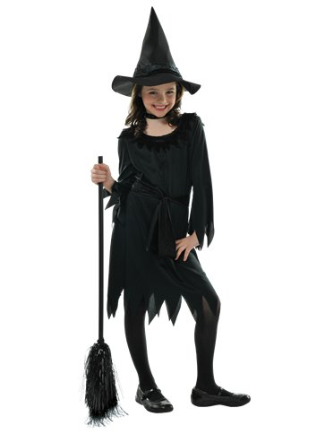 Lil Witch - Child Costume front