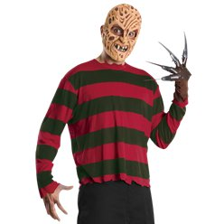 "Freddy Krueger Set Size: 38-44"" Chest"