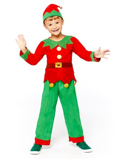 Jolly Elf Set