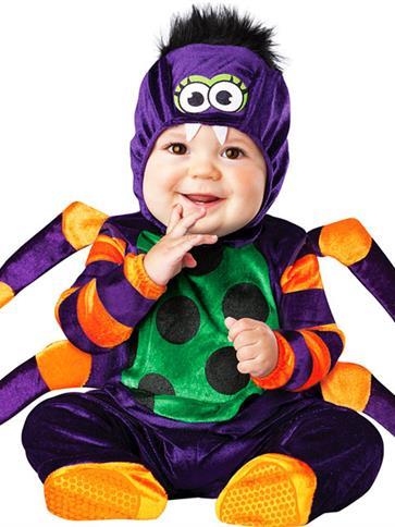 Itsy Bitsy Spider - Baby Costume  sc 1 st  Party Delights & Itsy Bitsy Spider - Baby Costume | Party Delights