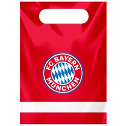 FC Bayern Munich Paper Party Bags - Loot Bags