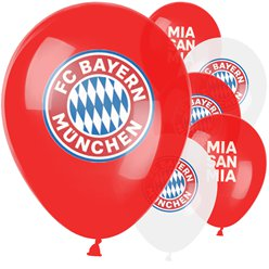 "FC Bayern Munich Balloons - 11"" Latex"