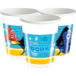 Finding Dory Plastic Party Cups - 200ml