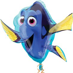 "Finding Dory Supershape Balloon - 30"" Foil"