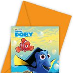 Finding Dory Invites - Party Invitation Cards