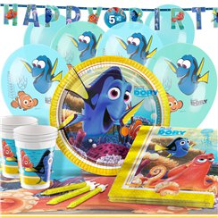 Finding Dory Party Pack - Deluxe Pack for 16