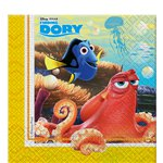 Finding Dory Napkins - 2ply Paper