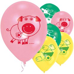 Farm Fun Balloons - 9