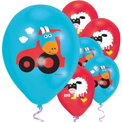 Farm Fun Balloons - 11