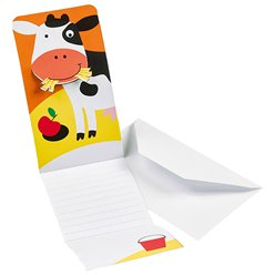 Farm Fun Invites - Party Invitation Cards