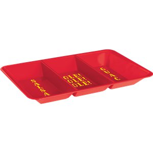 Fiesta Compartment Tray - 35cm