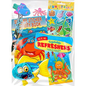 Under the Sea Pre-filled Party Bag x 10