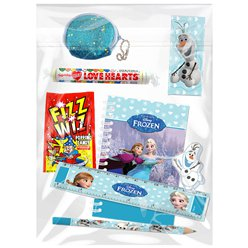 Frozen Pre-filled Party Bag