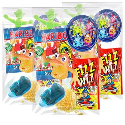 Alien Pre-filled Party Bag x 10