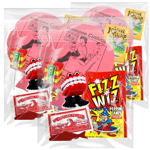 5 Fortune Teller Fish Fortune Fish Fortune Teller Party Bags Party Fillers