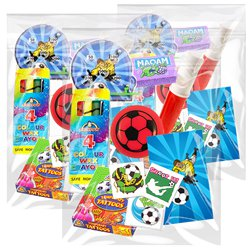 Football Pre-filled Party Bag x 10