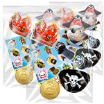Pirates Pre-filled Party Bag  x 10