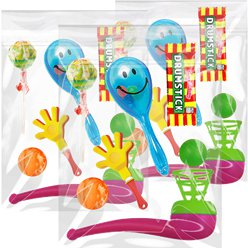 Toy Pre-filled Party Bag  x 10