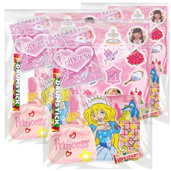 Princess Pre-filled Party Bag x 10