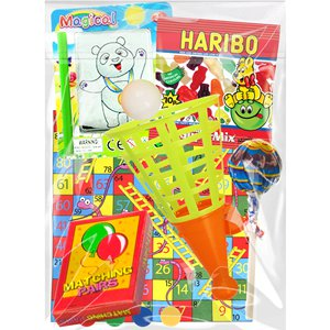 Fun and Games Pre-filled Party Bag x 10