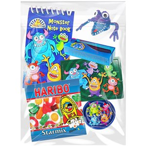 Monsters Pre-filled Party Bag x 10