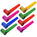 Multi-coloured Foil Party Blowers