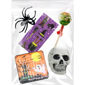 Halloween Pre-Filled Party Bag - 13cm