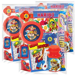Paw Patrol Pre-filled Party Bag  x 10