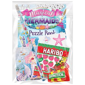 Mermaid Prefilled Party Bag x 10
