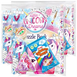 Unicorn Pre-filled Party Bags x 10