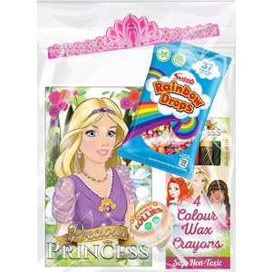 Princess Value Pre-Filled Party Bag