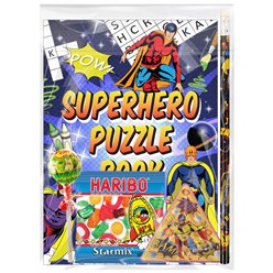 Superhero Pre-Filled Party Bag