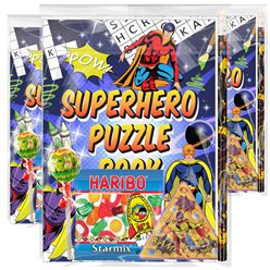 Superhero Value Pre-Filled Party Bags x 10