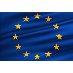 European Union Polyester Flag - 5x3ft