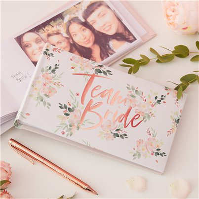 Floral Hen Party Photo Album