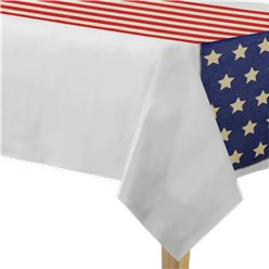 USA Fabric Table Runner