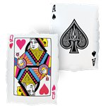 "Queen of Hearts Balloon - 30"" Foil"