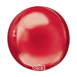 Red Orbz Balloon - 16