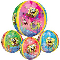 SpongeBob Squarepants Orbz Balloon - 25