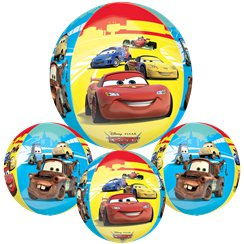 Disney Cars Orbz Balloon - 25