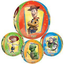 Toy Story Orbz Balloon - 25