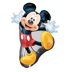 Mickey Mouse SuperShape Balloon - 31