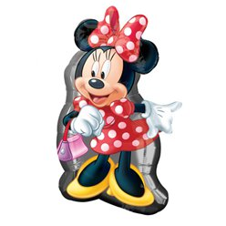 "Minnie Mouse SuperShape Balloon - 32"" Foil"