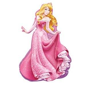 Disney Sleeping Beauty Supershape Balloon - 34