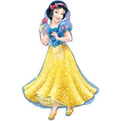 "Snow White Supershape Balloon - 37"" Foil"