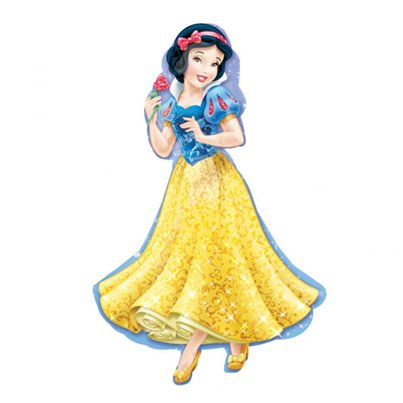 Snow White Supershape Balloon - 37