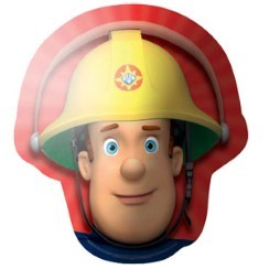 "Fireman Sam Balloon - 23"" Foil"