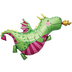 Daphne Dragon Balloon - 47""