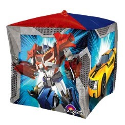 "Cubez Transformers Balloon - 15"" Foil"