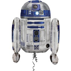 Star Wars R2D2 SuperShape Balloon - 22'' Foil